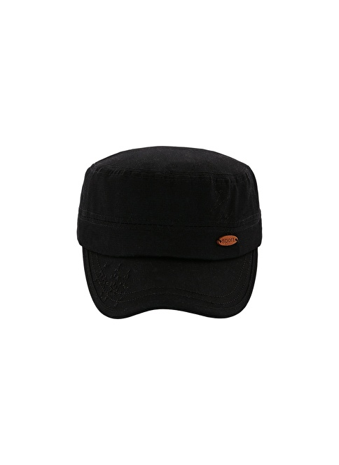 Laslusa Sport Castro Model Cap Şapka Siyah